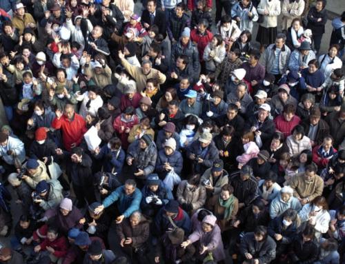 誰もが陥る集団パニック  やってはいけない5つのこと。  災害時に群衆から身を守る正しい脱出方法