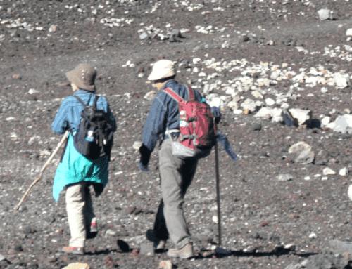 【注意】年々増加する登山避難者  シニア層が過半数を占めていることが判明!