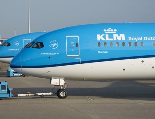 KLMオランダ航空が食用油の燃料に成功??