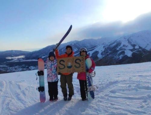 長野・白馬のスキー場で100%再生エネで運営