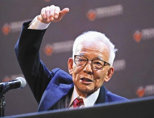 『ノーベル物理学賞受賞・真鍋先生の功績!』